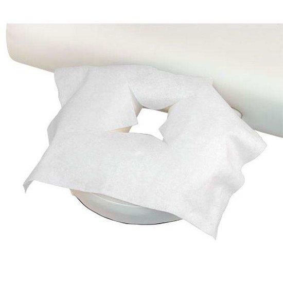 Facecovers Cellulose gesloten met uitsparing