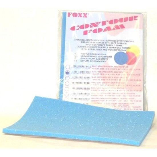 Foxx Contourfoam