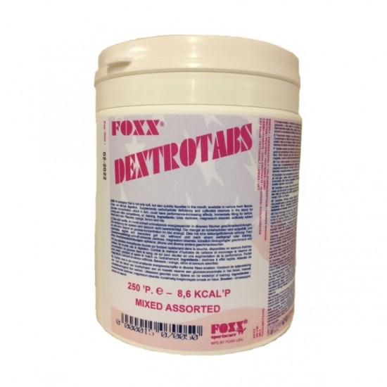 Foxx Dextrotabs (250 stuks)