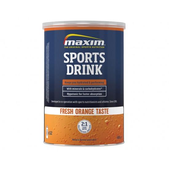 Maxim Hypotonic Sports Drink Lemon 480 gram - Magazijnopruiming