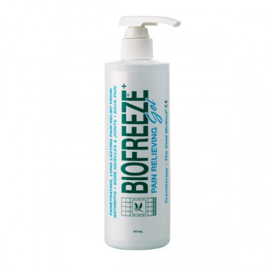 Biofreeze pompflacon 473 ml