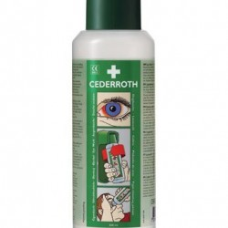 Oogspoelfles Cederroth 500 ml
