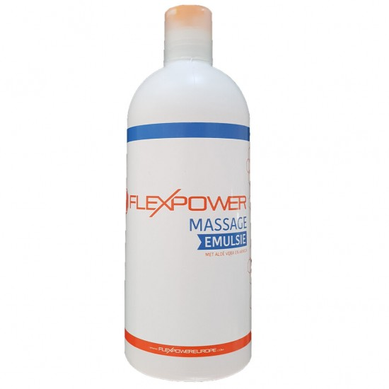 Flexpower massage emulsie 500ml