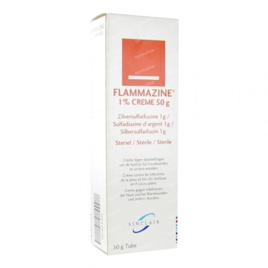 Flammazine Zalf 50 gram