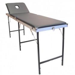 Koffermassagetafel 3-delig