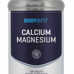 Calcium en Magnesium tabletten (180st.)