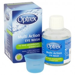 Optrex oogwassing 100 ml
