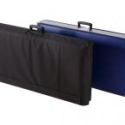 Beschermhoes Koffermassagebank