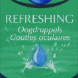 Optrex oogdruppels 10 ml