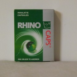 Rhino Caps inhalatiecapsules 16 stuks