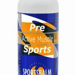 Sportsbalm Muscle Energize Oil 500 ml