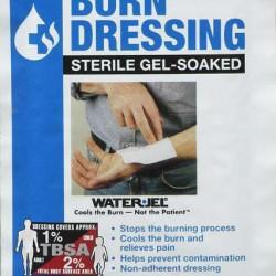 Waterjel Burn Dressing