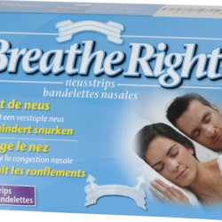 Breathe Right Neusstrips