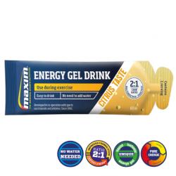 Maxim Energy Gel Drink 60ml (25 stuks)