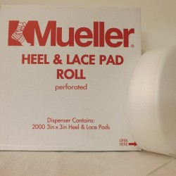 Mueller Heel & Lace Pads
