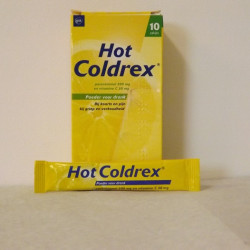 Hot coldrex poeder 5 gram (10 stuks)