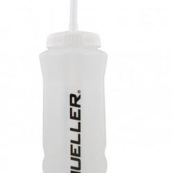 Mueller drinkfles + riet 1 liter