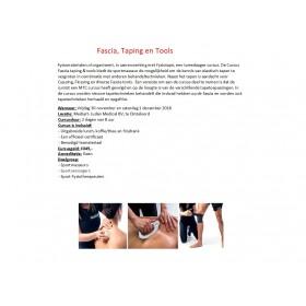 Cursus Fascia, Taping en Tools