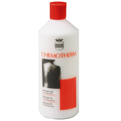 Chemotherm Massage Olie 500 ml