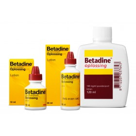 Huiddesinfectie en Wondverzorging