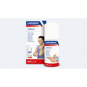 Leukoplast Softivel Pleisterspray 30 ml