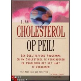 Boek - Uw cholesterol op peil