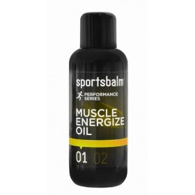 Sportsbalm Muscle Energize Oil 200 ml
