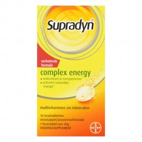 Supradyn Complex Energy (15 tabletten)