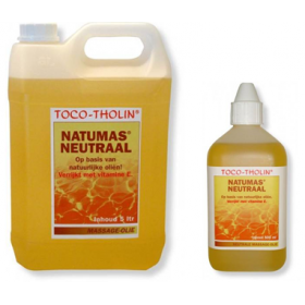 Toco-Tholin Massageolie Natumas Neutraal