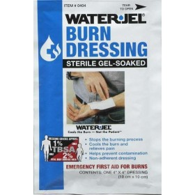 Waterjel Burn Dressing