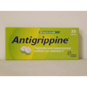 Antigrippine tabletten (20 stuks)