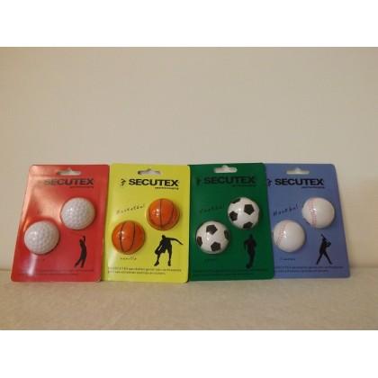 Geurballetjes (2 stuks)