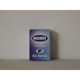 Norit tabletten 50 stuks