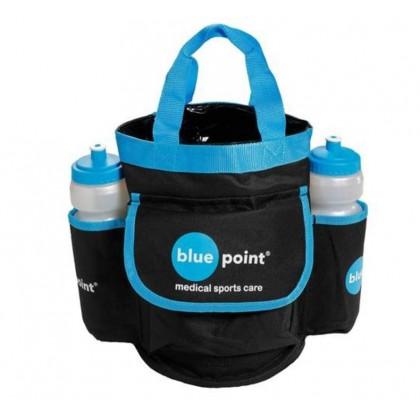 Watertas met zijvakken Donker blauw